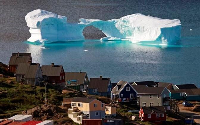 Gröönimaa rannik