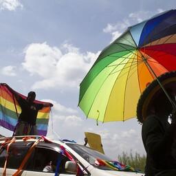 LGBT liikumine.