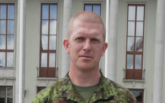 Kolonel Martin Herem.