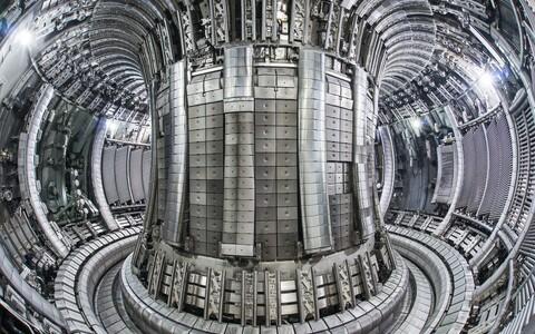 Tuumasünteesi reaktori seinad valmistatakse berülliumist ja volframist.
