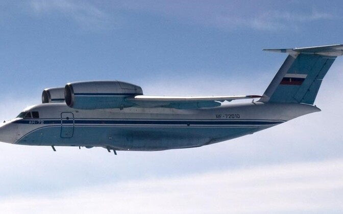 Vene õhujõudude An-72.