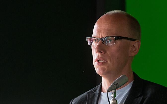 Poliitikavaatleja Ahto Lobjakas