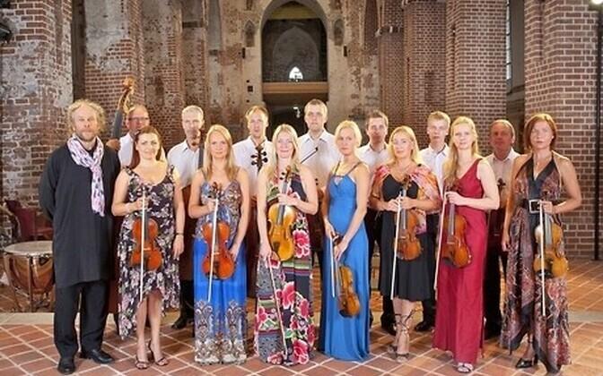 Orkester Klaaspärlimäng Sinfonietta