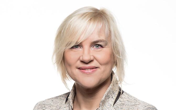 Anneli Kannus.