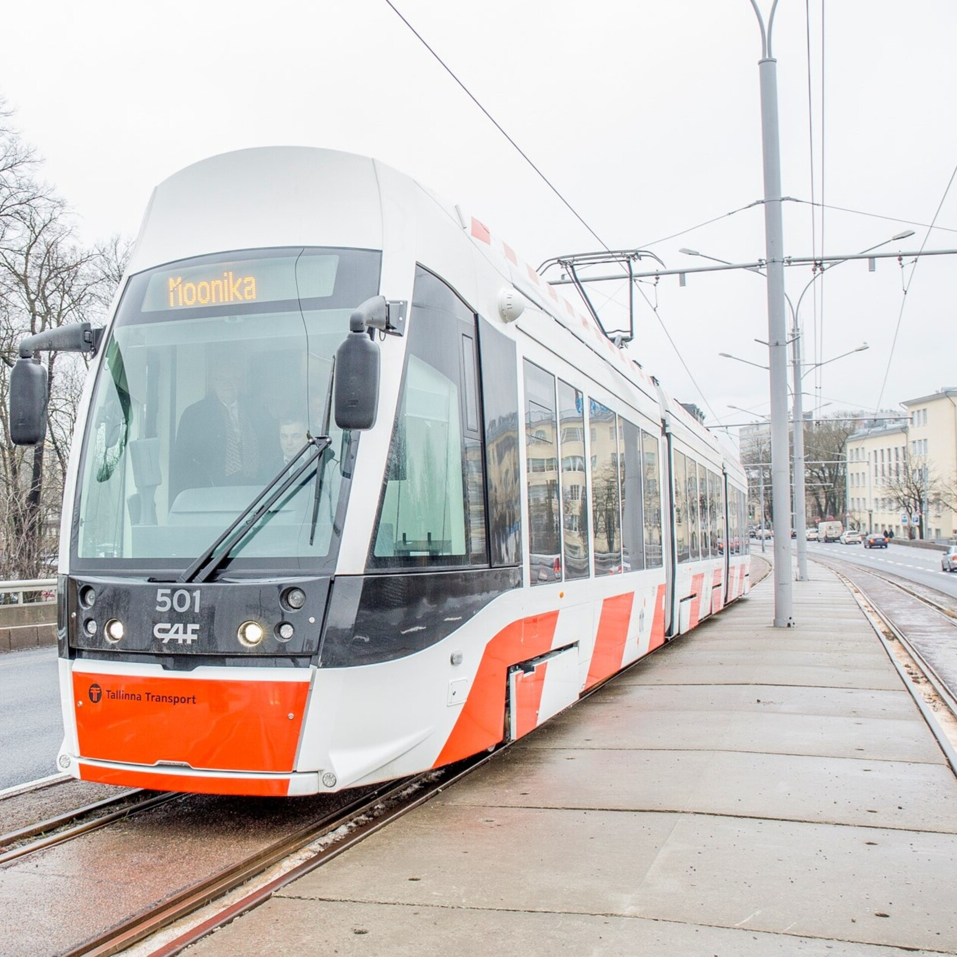 223a9f22b90 New harbor tram line confirmed: Tallinn to purchase additional new trams (0)