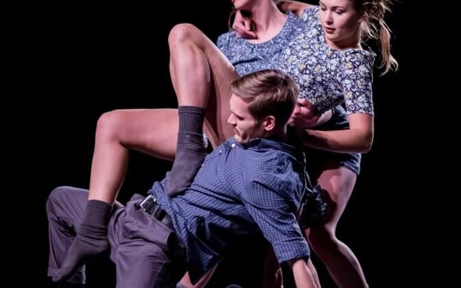 "Ruslan Stepanovi tantsuetendus ""Klapp"""