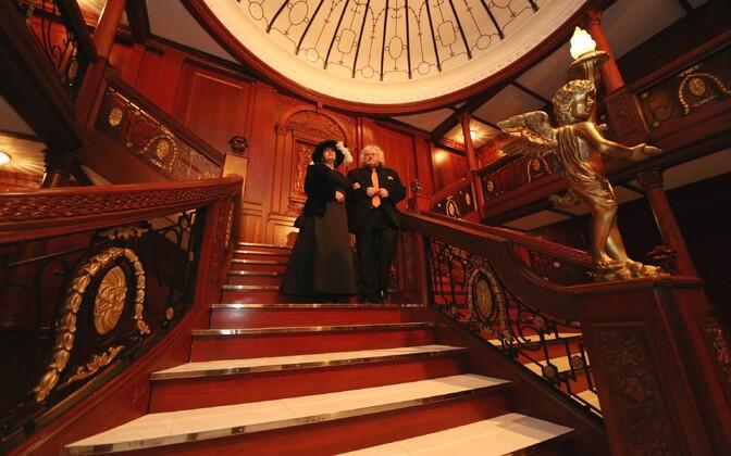 Meremuuseumis sai heita pilgu Titanicu aaretele