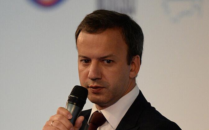 Venemaa asepeaminister Arkadi Dvorkovitš