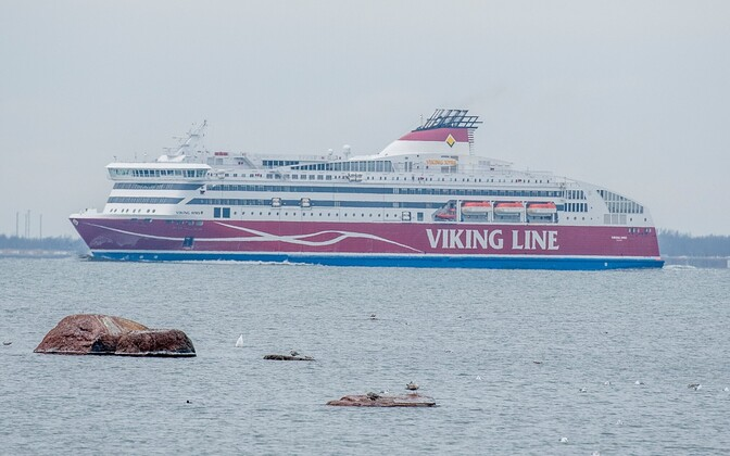 Паром Viking Line.