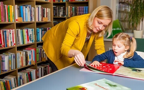 Eesti Lastekirjanduse Keskuses