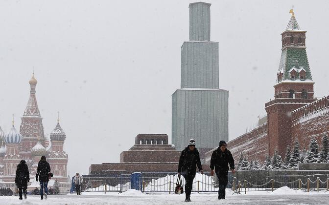 Punane väljak Moskvas
