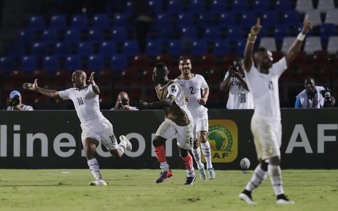 Ghana jalgpallikoondis
