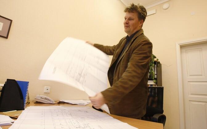 Tartu ülikooli rahvusvaheliste suhete teooria professor Eiki Berg.