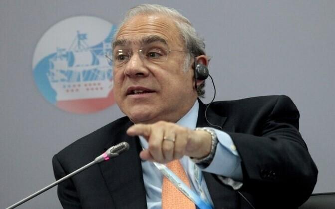 OECD peasekretär Ángel Gurría