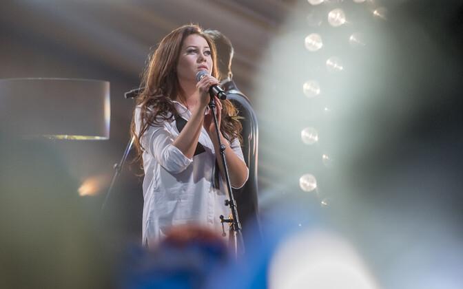 Vaata, kuidas Eesti Laulu teise poolfinaali artistid oma laulud salve said.