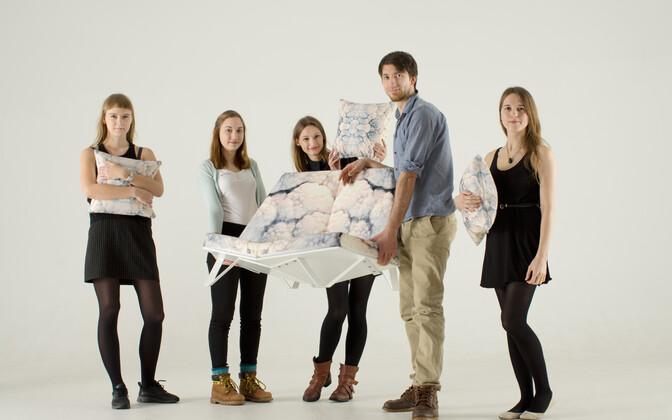 Vegechair – disainerid: Kreeta Aidla, Eva Liisa Kubinyi, Kaarel Kõrv, Marta Tarvis, Birgit Uibo