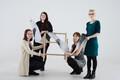 STRIPE – disainerid: Helmi Arrak, Merit Eensoo, Kadri Essenson. Helena Utsal