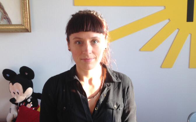 Sandra Sillamaa