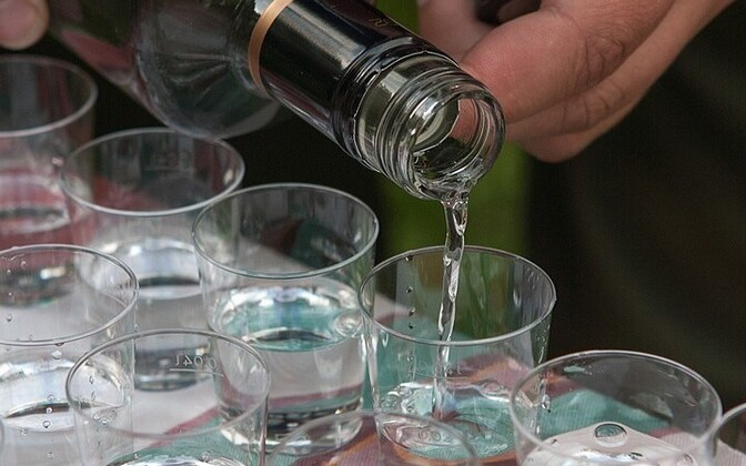Estonian Vodka is the country's first geographical indication status.