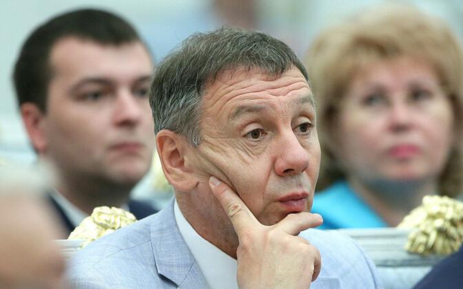 Politoloog Sergei Markov 9. juulil 2014 Vene presidendi kohtumisel ühiskondliku koja uute liikmetega