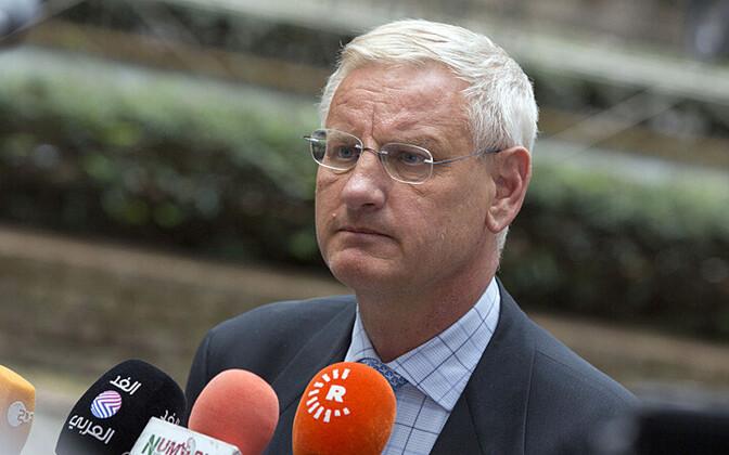 Rootsi poliitik ja diplomaat Carl Bildt
