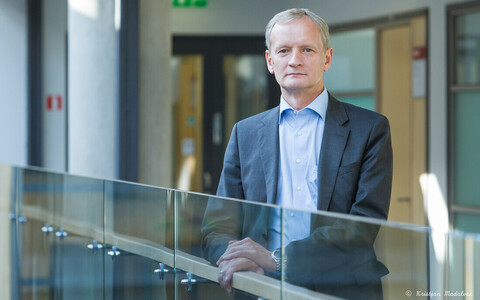 Tallinna ülikooli rektor ja biokeemik Tiit Land