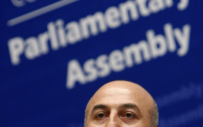 Türgi välisminister Mevlut Cavusoglu