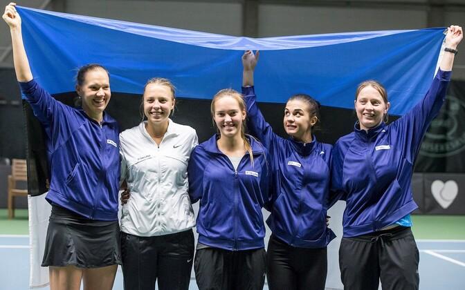Eesti tennisenaiskond