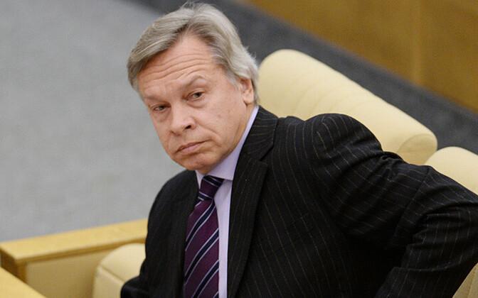 Riigiduuma väliskomisjoni esimees, Venemaa delegatsiooni juht ENPA-s Aleksei Puškov
