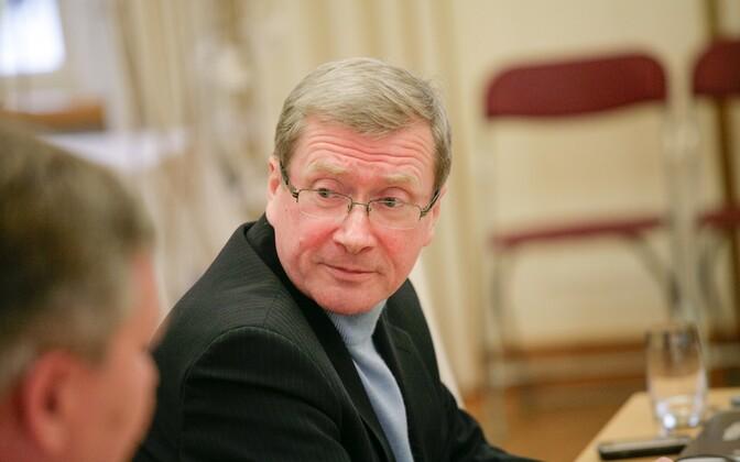 Endine kultuuriministeeriumi asekantsler Anton Pärn.