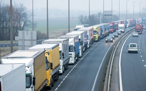 The tax on heavy vehicles is expected to produce additional revenue of some €17 million.