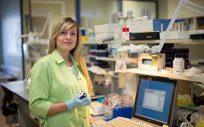 Laura Kasak võrdles platsenta genoomis toimuvaid ümberkorraldusi normaalselt kulgevate raseduste ajal ja raseduste ajal, millega kaasnesid haigused.
