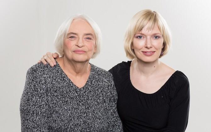 Helle Laas ja Jaanika Juhanson