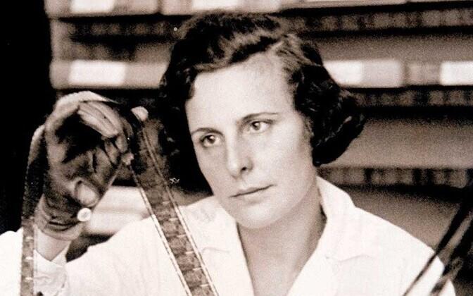 Leni Riefenstahl 1935. aastal.
