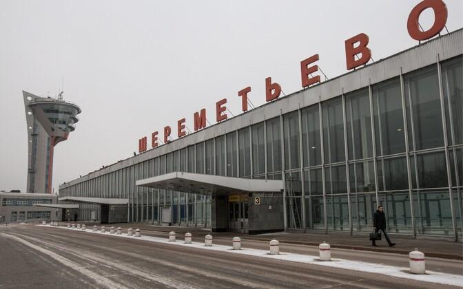 Šeremetjevo lennujaam.