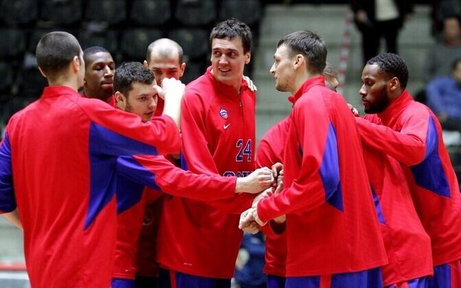 Aleksander Kaun ja Moskva CSKA
