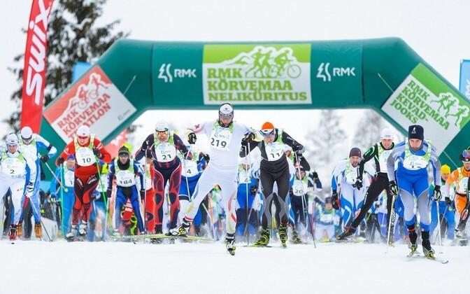 RMK Kõrvemaa Suusamaraton 2014