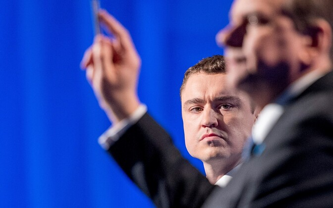 Kuue erakonna peaministrikandidaatide valimisdebatt.