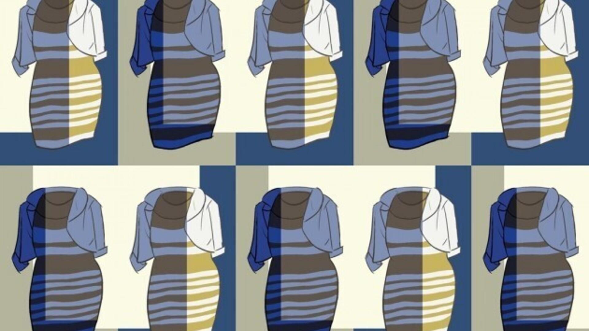 0d802a03d22 Sini-must kleit jõudis teaduskirjandusse | Psüühika | ERR