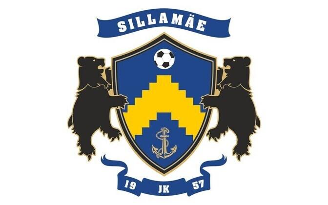 Sillamäe Kalevi logo