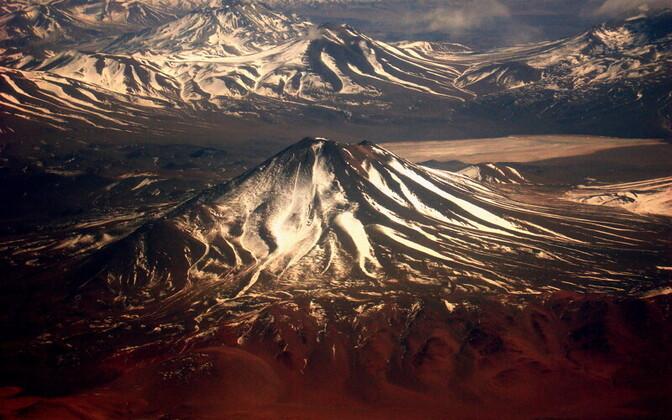 Andide mäestik.