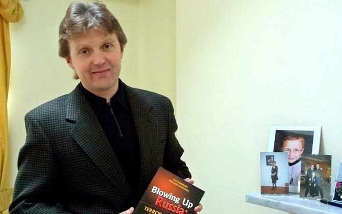 Aleksandr Litvinenko 2002. aastal