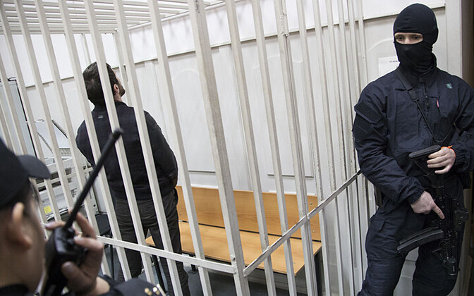 Zaur Dadajev 8. märtsil Moskva kohtus