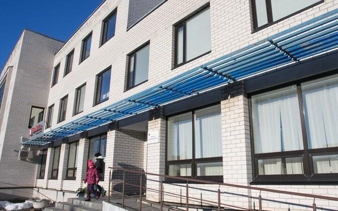 Tervisekeskus Tamsalus.