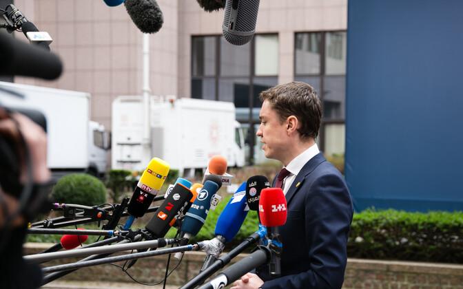 Euroopa Ülemkogu kohtumine Brüsselis