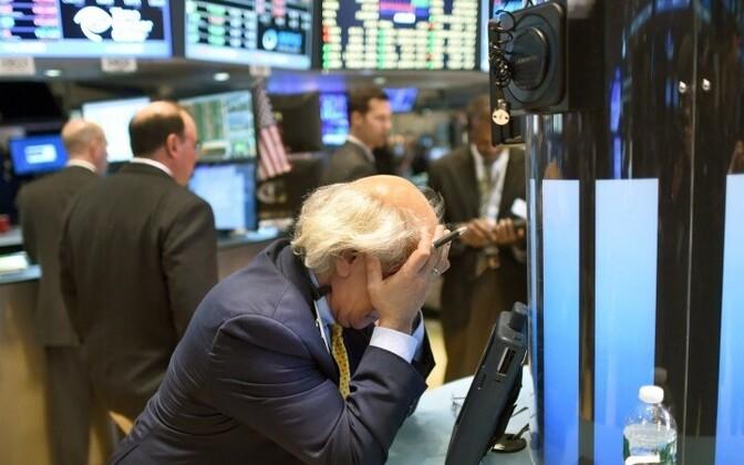 Биткоин и другие криптовалюты рухнули. Иллюстративное фото.