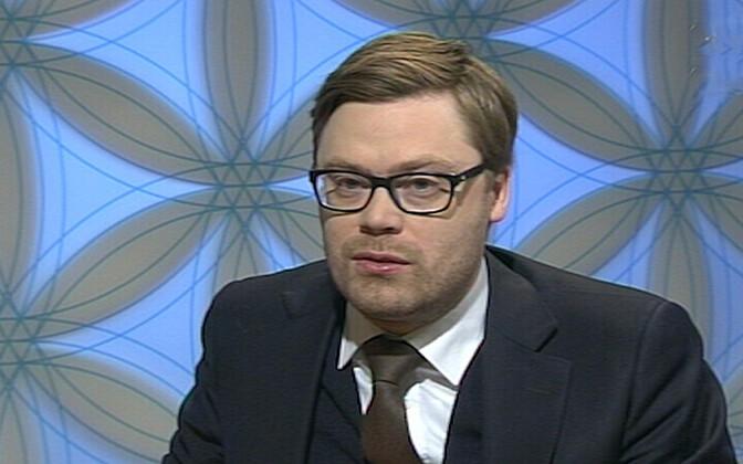 Экономист Банка Эстонии Расмус Каттай.