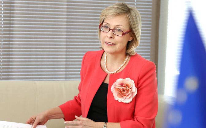 Üks, kes võiks oma kogemusi jagada on Euroopa Komisjoni kaubanduspeadirektoraadi juhtivnõunik Signe Ratso.