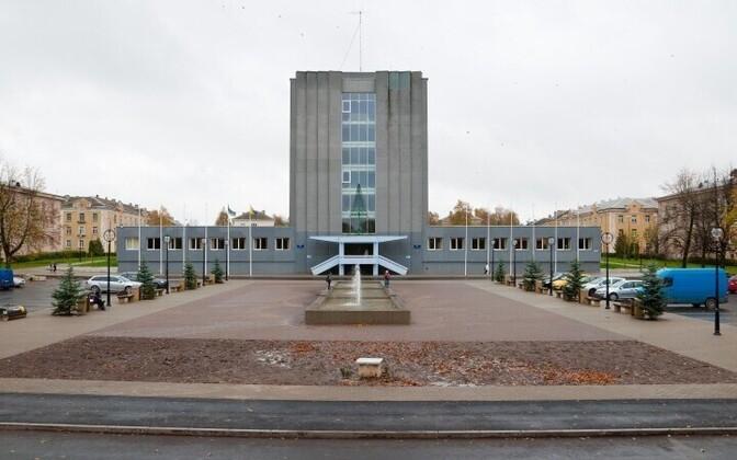 Центристы сохранил власть в Кохтла-Ярве.