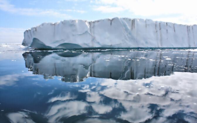 Põhjusena nähakse Gröönimaa liustike kiirenenud sulamist.